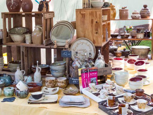 Teilnehmer - Töpfer & Keramiker aus ganz Deutschland